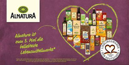 Die Lieblingsmarke der Deutschen!